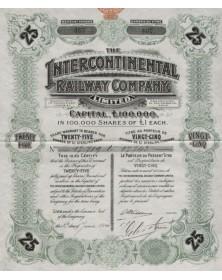 The Intercontinental Railway Company