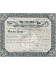 British Monomarks Ltd.