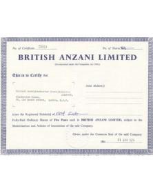 British Anzani Limited