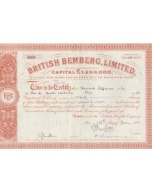 British Bemberg, Limited