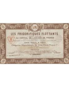 Les Frigorifiques Flottants