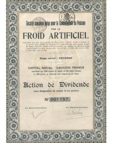 S.A. Belge pour la Conservation du Poisson par le Froid Artificiel
