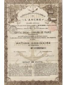 Distillerie & Malterie de l'Ancre