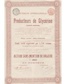 Producteurs de Glycérine