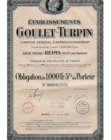 Ets Goulet-Turpin