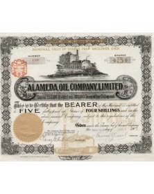 Alameda Oil Company, Limited