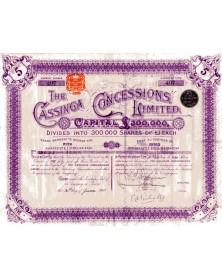 The Cassinga Concessions Ltd.