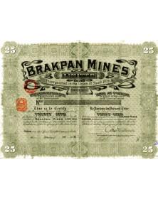 Brakpan Mines Ltd.