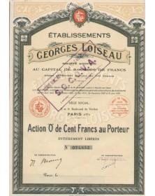 Ets Georges Loiseau