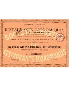 S.A. de Restaurants Economiques