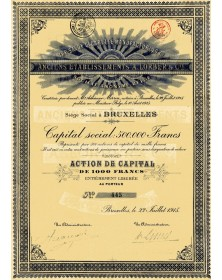 The Savoy Cigarette Manufacturing Co - Anciens Ets A. LORBER & Cie