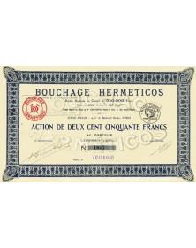 Bouchage Hermeticos