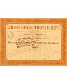 Cie Générale Française d'Asbestic