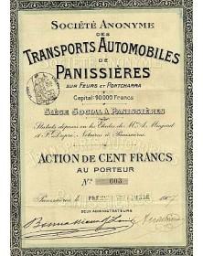 S.A. des Transports Automobiles de Panissières sur Feur et Pontcharra