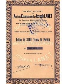 Anciens Ets Joseph Lanet