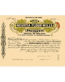 The Nevatia Flour Mills