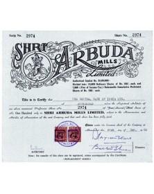 Shri Arbuda Mills Ltd