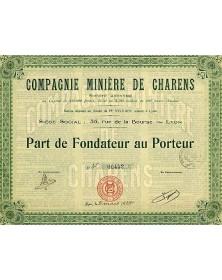 Compagnie Minière de Charens