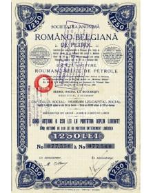Sté Anonyme Romano-Belge de Petrol