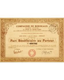 Compagnie de Bordeaux