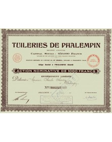 Tuileries de Phalempin