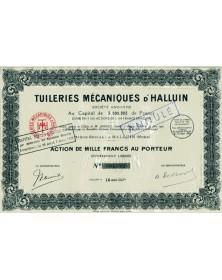 Tuileries Mécaniques d'Halluin