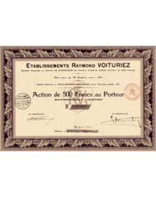 Ets Raymond Voituriez (textile)