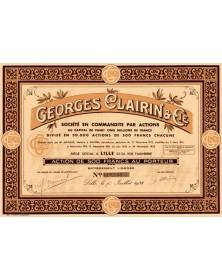 Georges Clairin & Cie