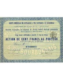 Sté Commerciale des Distilleries & Vins d'Auvergne & du Bourbonnais