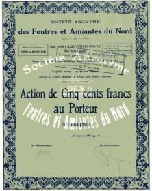 S.A. des Feutres et Amiantes du Nord