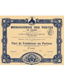 Messageries des Postes de France