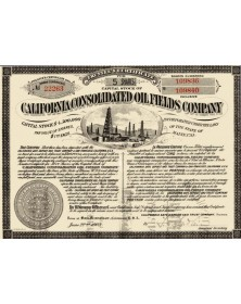 California Consolidated Oil Fields Company