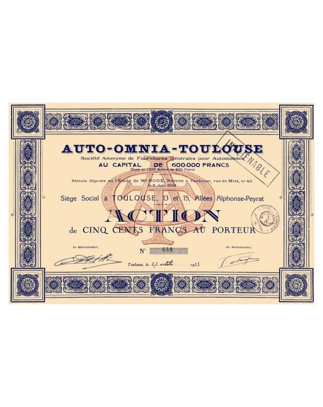 Auto-Omnia-Toulouse
