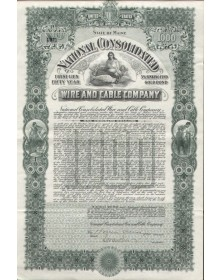 National Consolidated Wire and Cable Co.