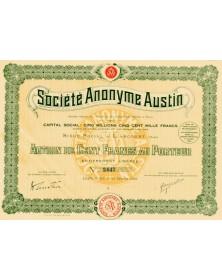 S.A. Austin