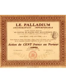 Le Palladium - Antidérapant Imperforable