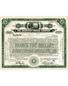 The American Thread Company