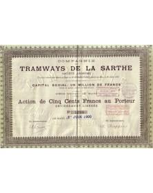 Tramways de la Sarthe