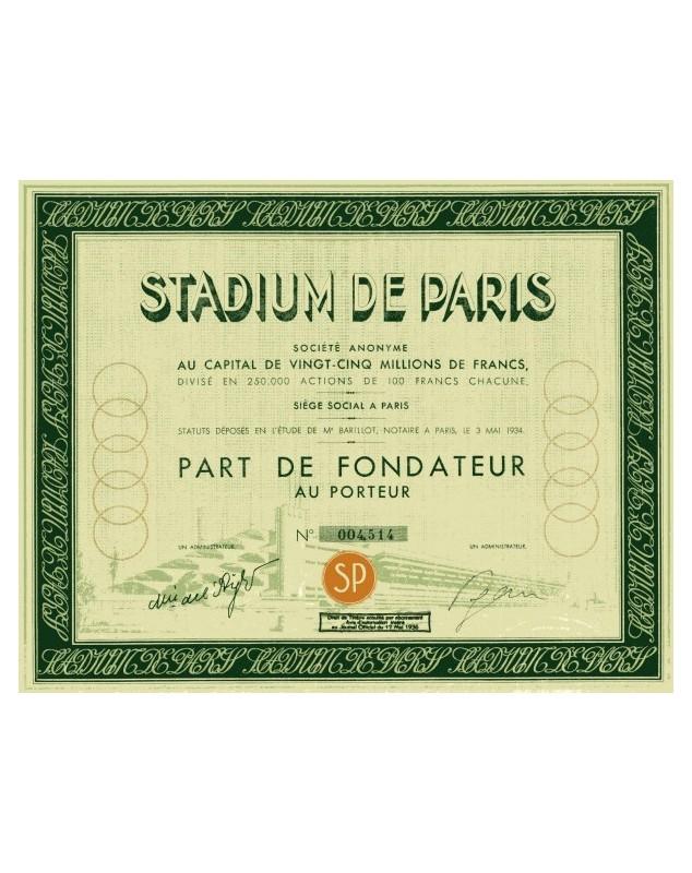 Stadium de Paris