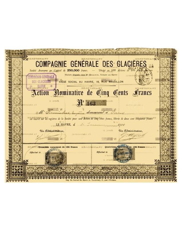 Cie Générale des Glacières
