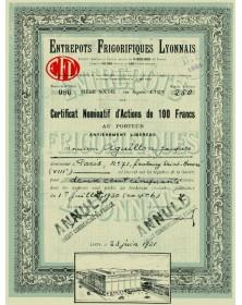 Entrepôts Frigorifiques Lyonnais