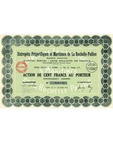 Entrepôts Frigorifiques et Maritimes de la Rochelle-Pallice