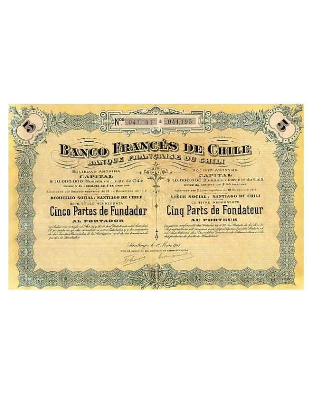 Banque Française du Chili