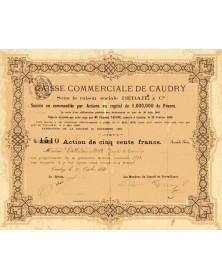 Caisse Commerciale de Caudry