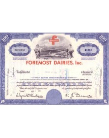 Foremost Dairies, Inc.