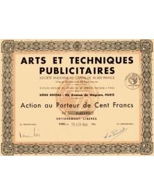 Arts et Techniques Publicitaires
