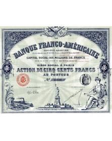 Banque Franco-Américaine