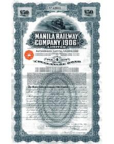 The Manila Railway Company Ltd (1906) Ltd
