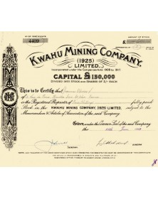 Kwahu Mining Co.