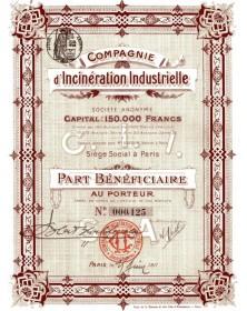 Cie d'Incinération Industrielle